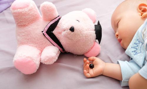 Que faire quand un bébé etouffe