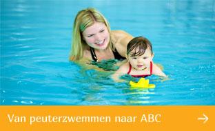 Van peuterzwemmen naar ABC