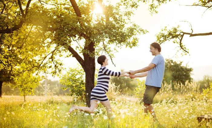 Futur papa: 10 façons de lui faire plaisir