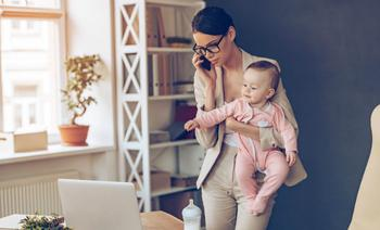 Travailler à la maison et rester efficace