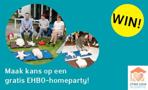 Win een EHBO-homeparty