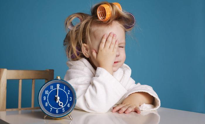 Le changement d'heure et son impact sur le sommeil des enfants