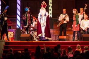 Sinterklaas concert Cor Bakker