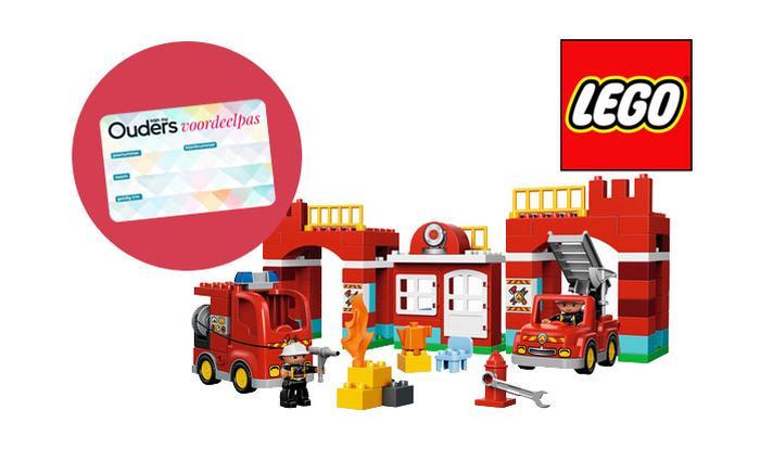 LEGO speelgoed Voordeelpas Soekilookie