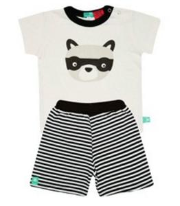 Pyjama de kleine zebra