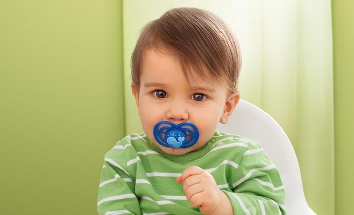 Conseils pour la tétine du bambin