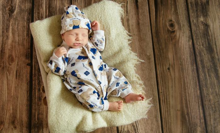 Adorable pyjama pour bébé