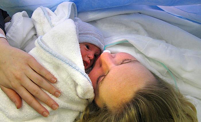 Mijn bevalling - Jolanda