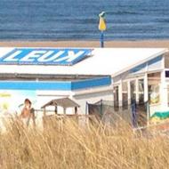 Strandclub LEUK in Kijkduin