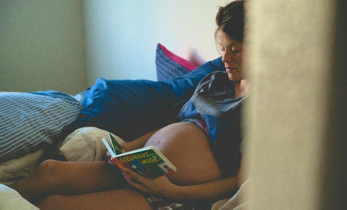 trouver une position pour dormir enceinte