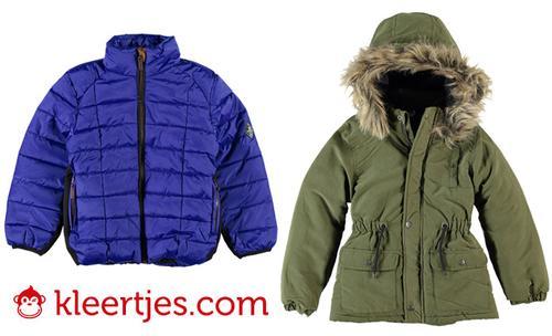 Winterjassen kleertjes.com