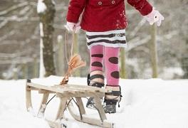 Winter wonderland in Duinrell