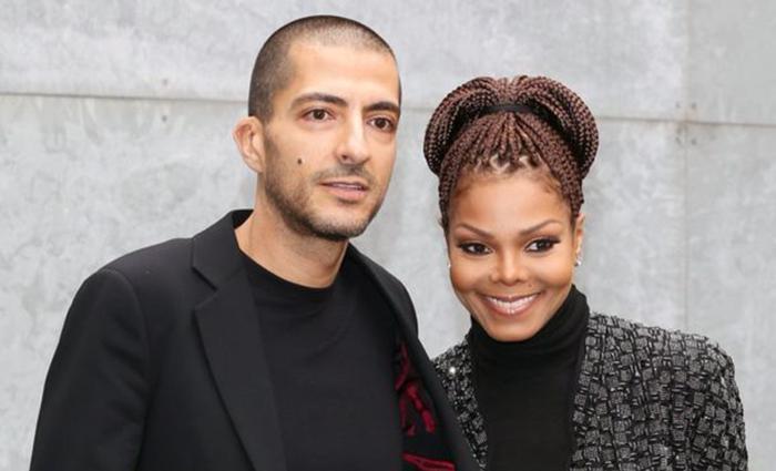 Janet Jackson en Wissam Al Mana