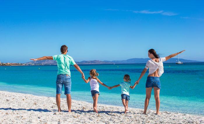 Een vakantie boeken voor het hele gezin?