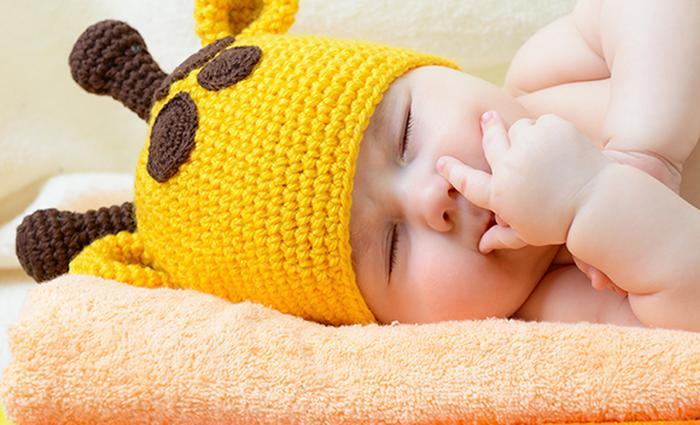Hoe leer je je baby kennen
