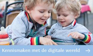 VTech: digitale wereld