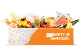 Familiebox - Mathijs Maaltijdbox