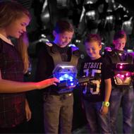 Lasergamen bij Powerzone in Amsterdam