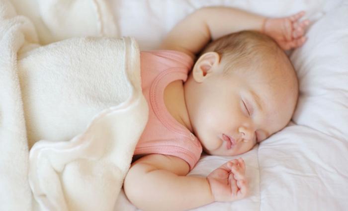 7 maanden baby buik slapen