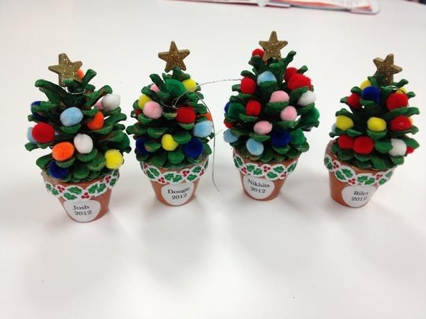 kerstboom-dennenappel