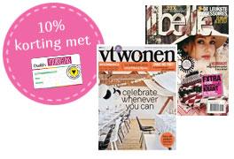 Korting op tijdschriften