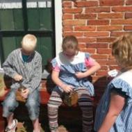Hoogeland openluchtmuseum Warffum Groningen