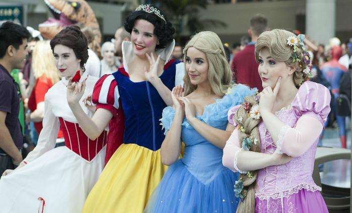 Disney-prinses als naam voor je baby?