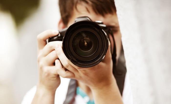 Prendre des photos avec un smartphone