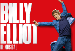 Billy Elliot de Musical aanbieding