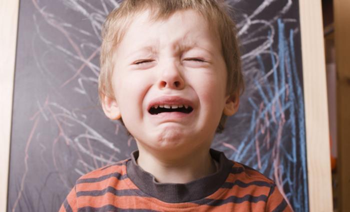 Mettre l'enfant à l'école sans larme ni cri