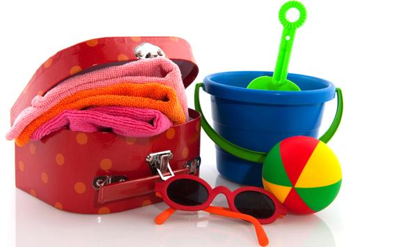 Vakantie | Meenemen op vakantie met je baby en/of peuter - www.stijlvolmamablog.nl