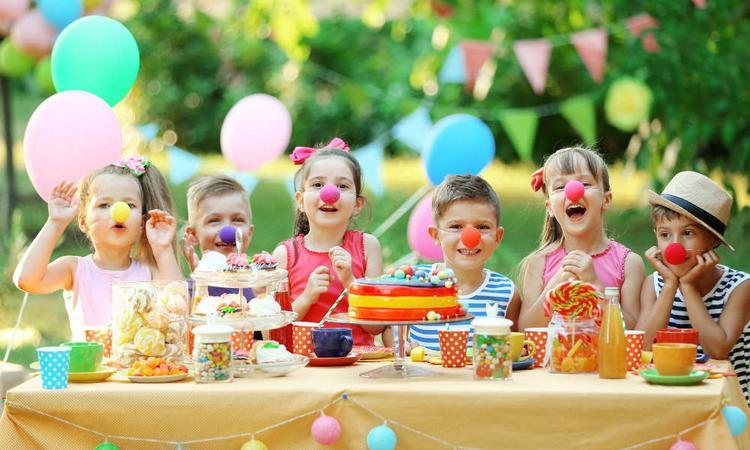 10x de uitdagingen van een kinderfeestje
