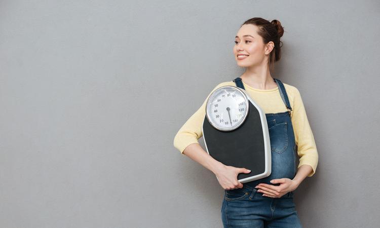 Gewichtstoename tijdens zwangerschap, wat is gezond?