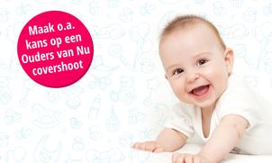 Doe mee met de Vrolijkste Baby van het Jaar Verkiezing