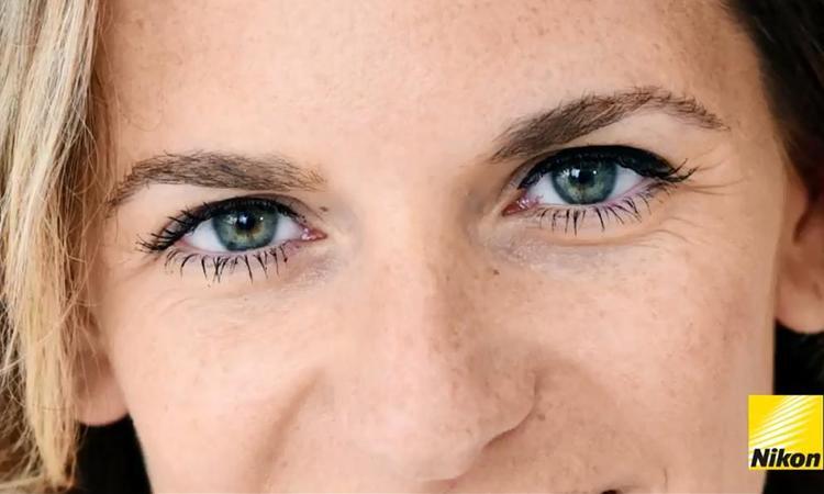 Nikon Masterclass - expressie in de ogen