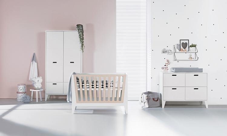 Inspiratie voor de babykamer: pastelkleuren