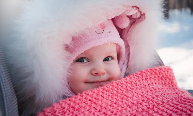 De mooiste babynamen geïnspireerd op de winter