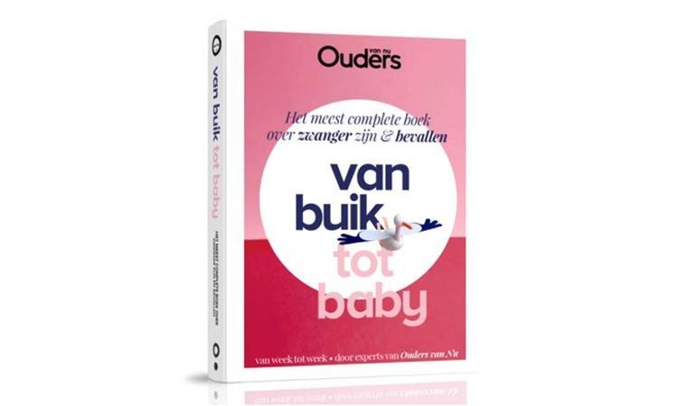 Van buik tot baby: het meest complete boek over zwanger zijn en bevallen