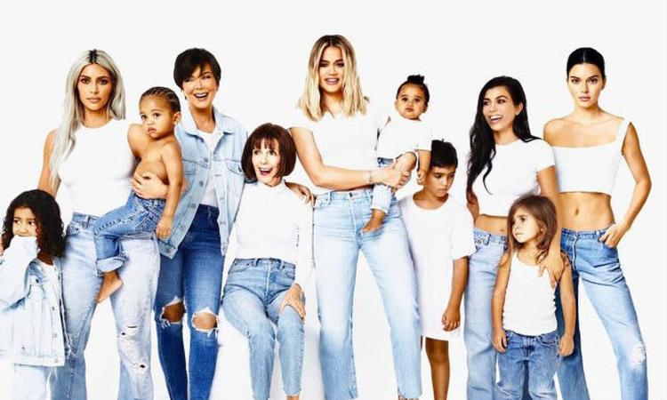 Dit is hoe de Kardashian- en Jenner-telgen aan hun bijzondere namen komen