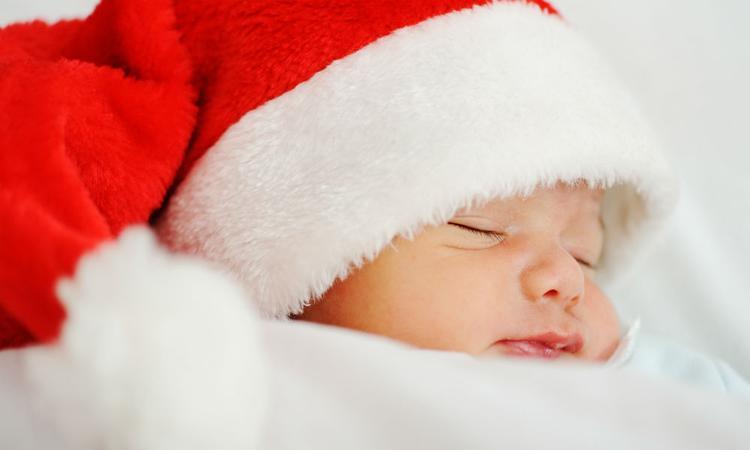 30 babynamen geïnspireerd op kerst