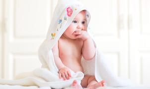 Babyhuid verzorgen: advies en tips