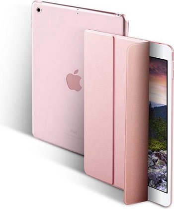YONO iPad 2020 Hoes Rose Gold
