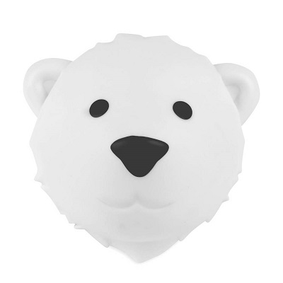 flow amsterdam nachtlampje ijsbeer bjorn wit
