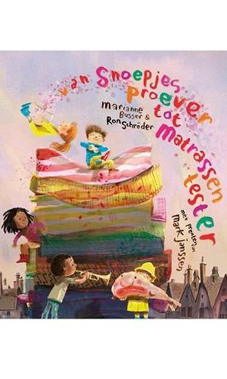 snoepjesproever matrassentester boek