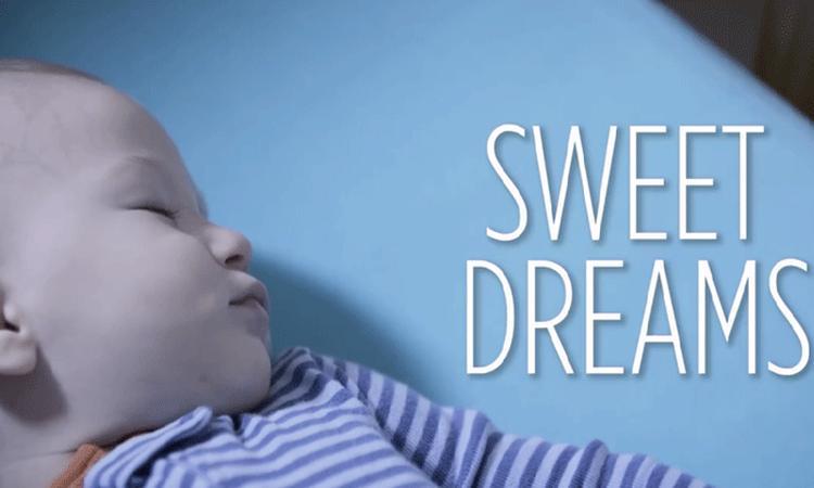 6 tips om je baby beter te laten slapen