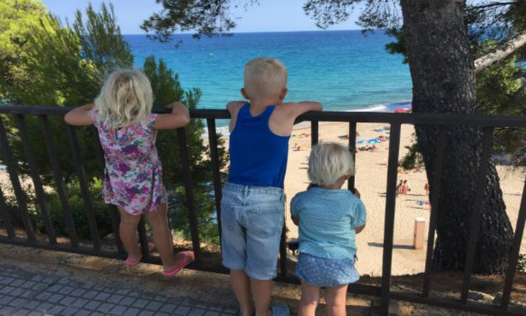 Zes heerlijke weken zomervakantie