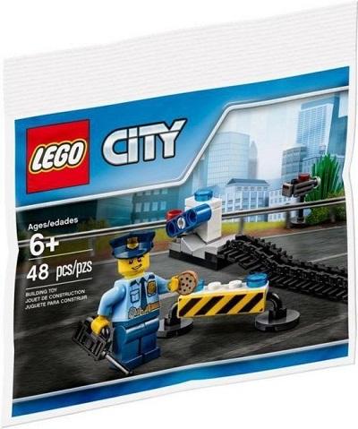 Politieman LEGO City