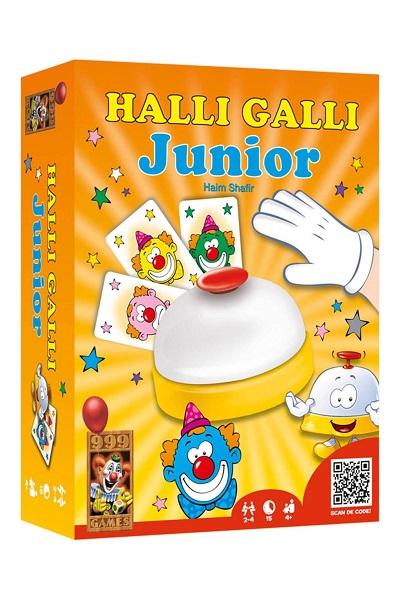 999 Games Halli Galli Junior kinderspel