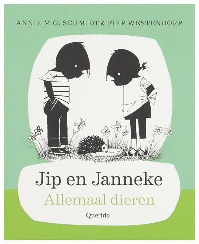 Boek Jip & Janneke - allemaal dieren