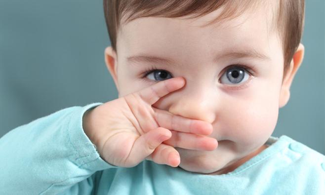 hoe herken je koemelkallergie bij babys